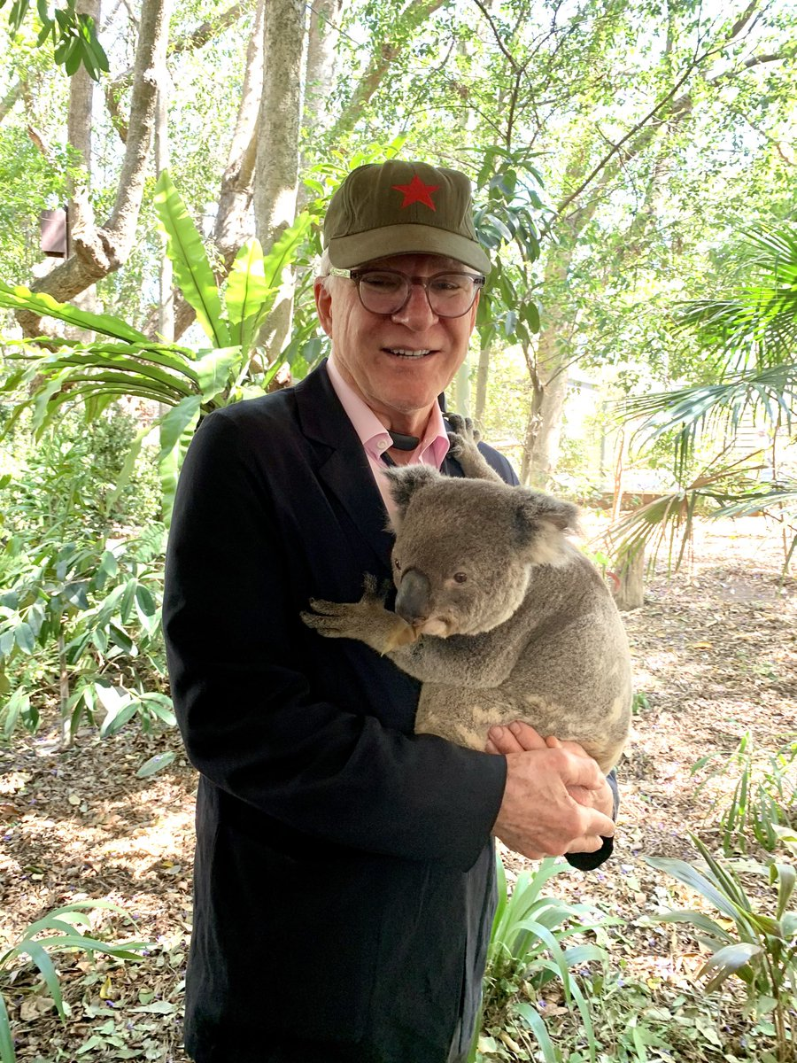 Australian audiences are very affectionate!