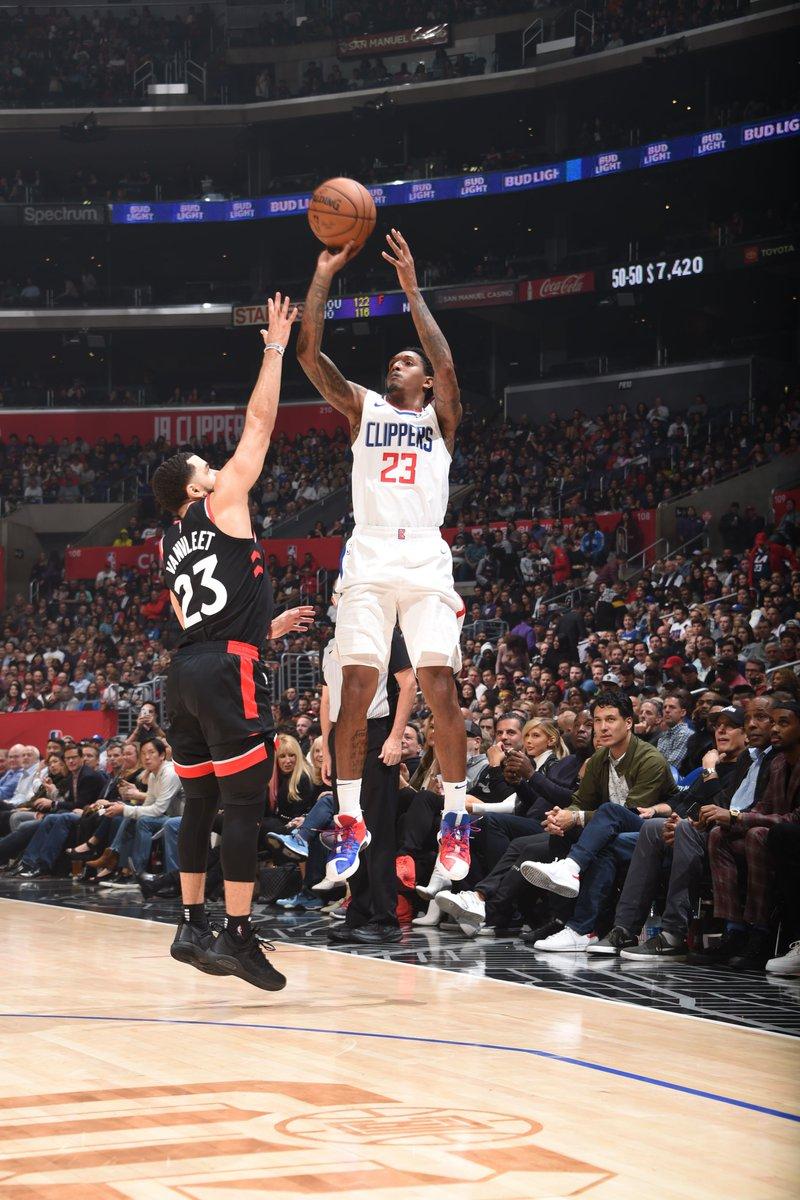 @NBA's photo on Harrell