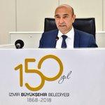 Image for the Tweet beginning: İzmir Büyükşehir Belediyesi 2019 yılı