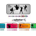 Image for the Tweet beginning: Releasing Spleeter: Deezer Music Source