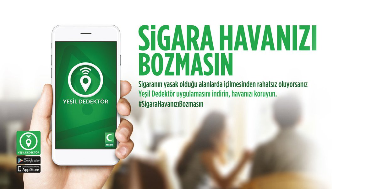 Sigaranın yasak olduğu alanlarda içilmesinden rahatsız oluyorsanız, Ye…