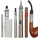 Image for the Tweet beginning: E-Cigarette, or Vaping, Product Use