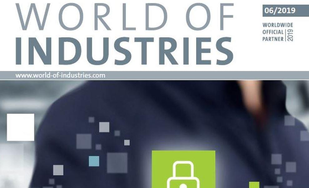 The new issue #World Of #Industries 6/2019 is now available. Just hit the button and get the latest news in #automation, #drive #technology and #intralogistics. We hope you enjoy this issue as much as we do. #vfv19 #epaper #hydraulics #pneumatics https://t.co/z4erOa5dcu