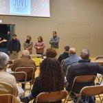 Image for the Tweet beginning: La sala sociocultural ha acollit