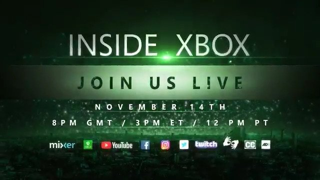 When we say our #X019 Inside Xbox is our biggest episode ever, we mean Biggest. Episode. Ever.Tune in this Thursday on @WatchMixer: https://xbx.lv/2X7LWrf