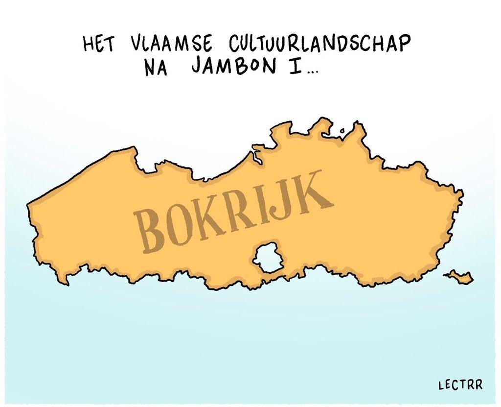 #cartoon #cultuur #kaasschaaf #janjambon #besparingen (via https://t.co/8WGnk3Opbs) https://t.co/e1ECtFa3p7