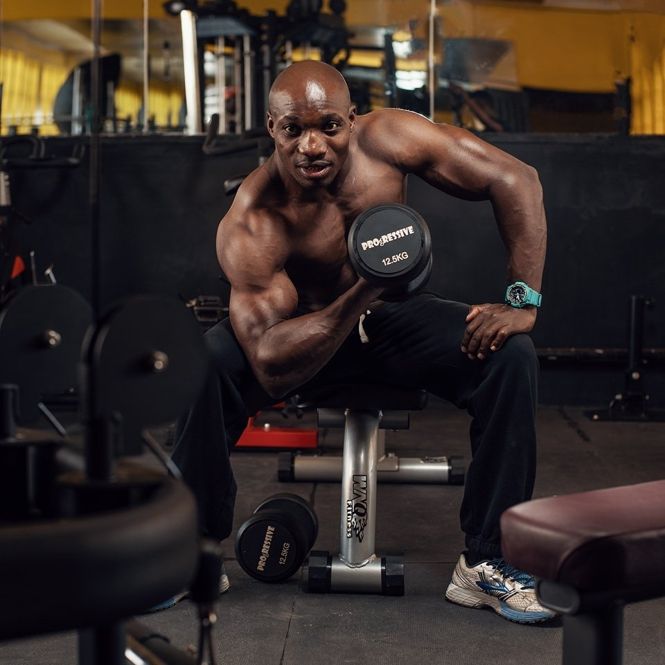 Introducing our resident trainer Sailo ready to take you through group fitness sessions and one on one personal training #fitness #fitfam #motivation #gym #fitnessmotivation #fitnessjourney #fitkenya #hiitworkout  #burncalories #training #gym #workout #gains #gymlife #rentedabs