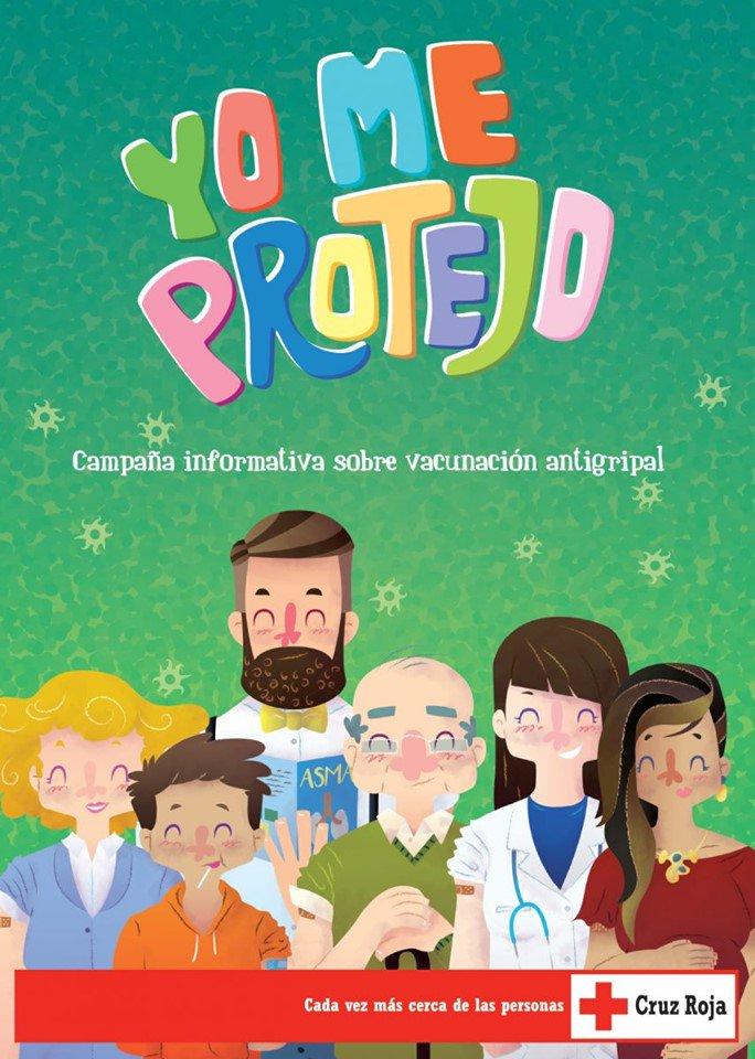 🤷♂️🤷♀️¿Tienes dudas sobre la #vacunación antigripal 💉🤧? Aquí te dejamos un folleto que puede resolvértelas.    #CruzRojaZamora #Zamora #gripe #salud #antigripal