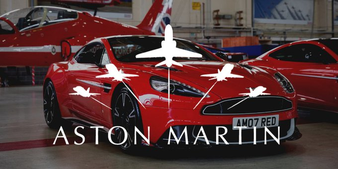 Airborne soon… #QbyAstonMartin @AstonCambridge https://t.co/282mTBP24v