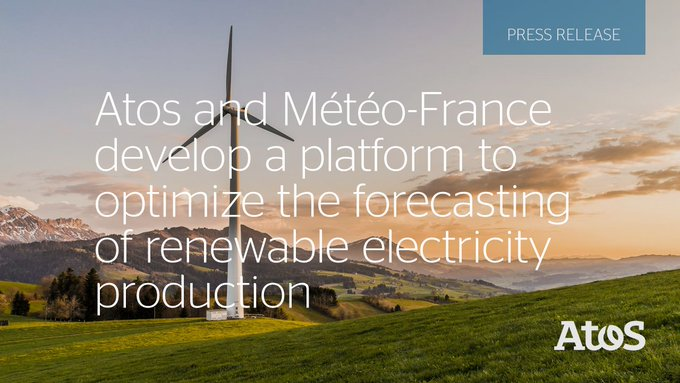 #EuropeanUtilityWeek – Together with @MeteoFrance, the French national...