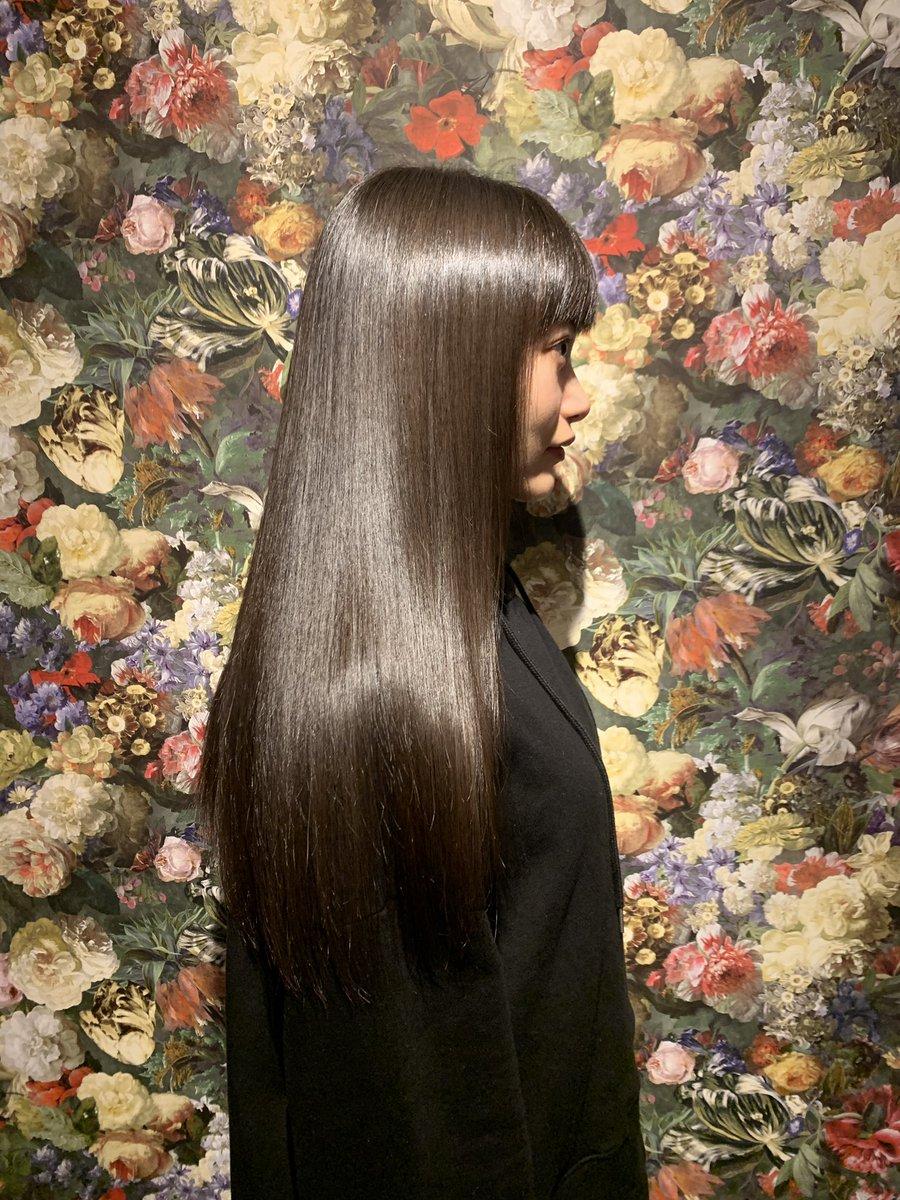 test ツイッターメディア - 住谷杏奈さんのサロン 東京美髪研究所で トリートメントして頂きました‼︎❤︎  髪の毛がさらっさらで大喜びです✨ ありがとうございます!  日頃から髪の毛のケア大切にしよ☺️ https://t.co/bWfWLd8bgT