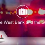 Image for the Tweet beginning: #Israel, the #WestBank and the