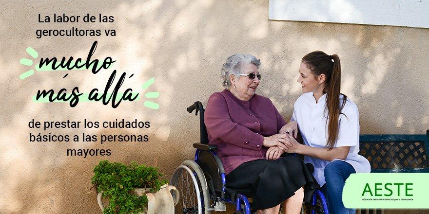 test Twitter Media - ❤La labor de los cuidadores va más allá de los cuidados básicos, su trabajo es imprescindible para ayudar a las #PersonasMayores a identificar las principales barreras cotidianas, para consolidar habilidades, y evaluar programas de rehabilitación.  https://t.co/PDsfVDALfu https://t.co/hxoOmYEKTA