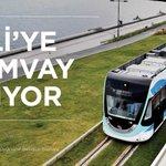 Image for the Tweet beginning: Karşıyaka ve Konak tramvaylarıyla 50