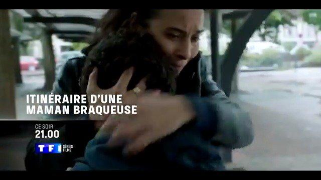 Laura, mère de deux fils, se retrouve mère célibataire après avoir quitté son compagnon infidèle... 👉 #ItinéraireDuneMamanBraqueuse ce soir à 21h sur #TF1SériesFilms