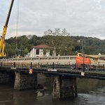 Image for the Tweet beginning: El puente de Espartxo ya