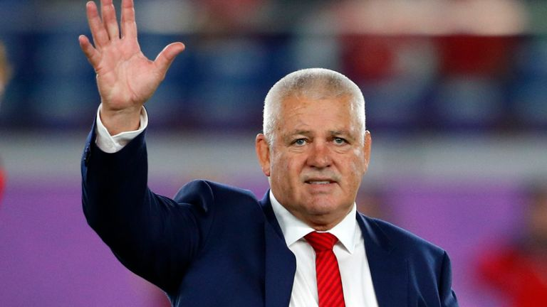 """test Twitter Media - 🗣️ """"It wouldn't sit well with me, having already made those commitments to the other two parties.""""  🗞️ Warren Gatland's Lions and Chiefs commitments came ahead of applying for the All Blacks job.  👉 https://t.co/vze5kDmNsX https://t.co/89uzhc1xQL"""