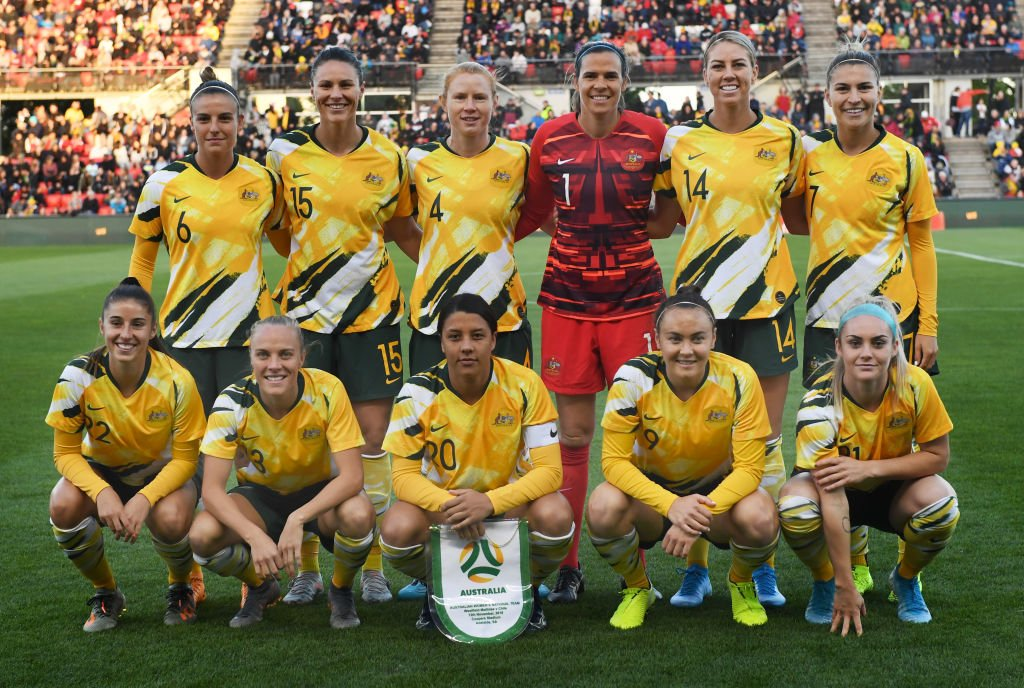 Thank you to the 10,340 fans who came out to see us in Adelaide today!  #WeAreMatildas #AUSvCHI<br>http://pic.twitter.com/FapYasDU6C