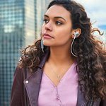 Image for the Tweet beginning: JBL Everest 110GA Bluetooth earbuds
