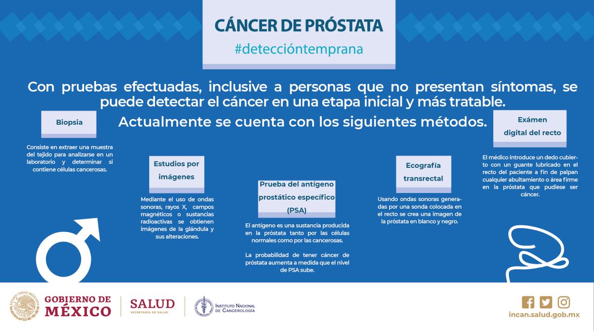 Noviembre es el mes de la lucha contra el cáncer de próstata, si tienes 40 años, o más, te invitamos a ser parte del programa OPUS del INCan, agenda tu cita al 55 56 28 04 00 ext. 60551 ¡Es gratuito! #Movember
