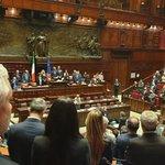 Image for the Tweet beginning: Il giorno dei funerali dei