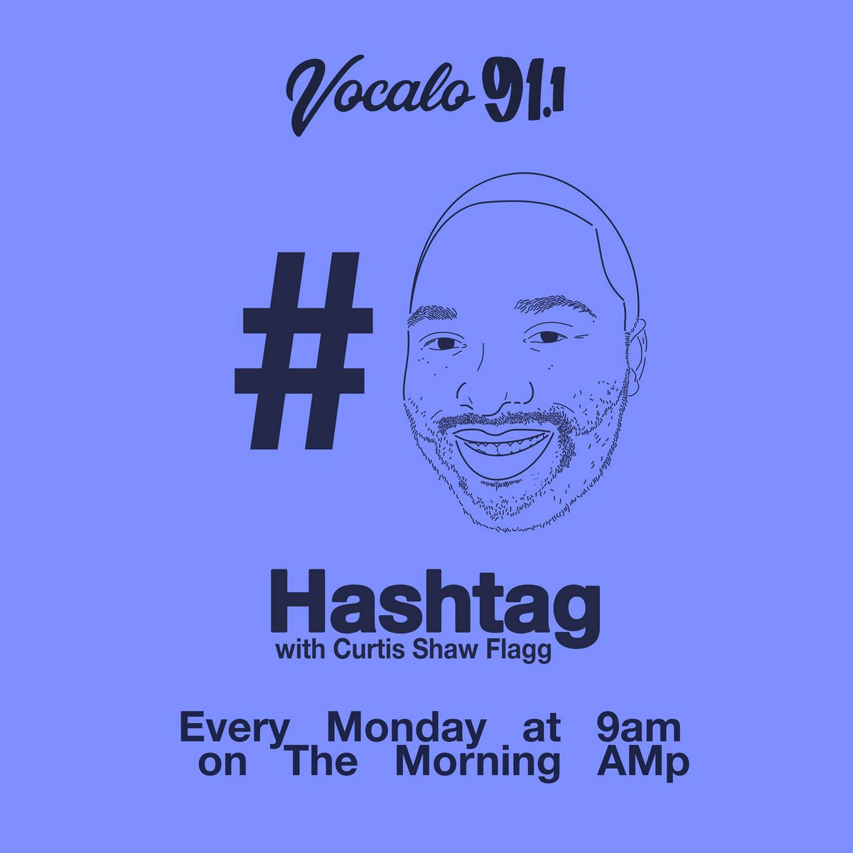 Check out @curtisshawflagg on the AMp yesterday discussing upcoming census social media trolls and more. Listen here: bit.ly/370X8uk