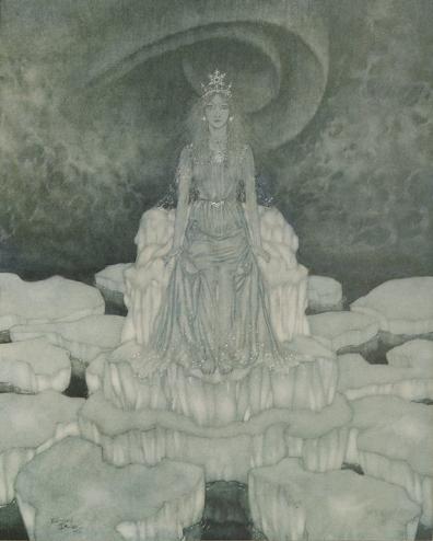 ★アンデルセン1911年、英で出版されたアンデルセン童話集からのイラストです。左から「雪の女王」「人魚姫」「裸の王様」の一場面となっています。高等教育を受けなかったにも関わらず偉大な物語を作り上げた彼はこう言っています。「物語のすべてのキャラクターは私の人生から生まれたのだ」。