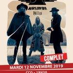Image for the Tweet beginning: [NEWS] Le concert de ce soir