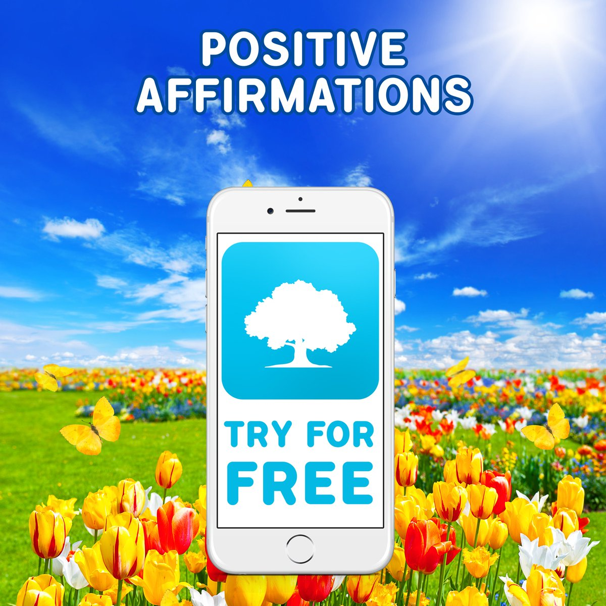 Take Control of Your Thoughts! #Positive  #Affirmations  #App  Buy it now:  https://itunes.apple.com/app/id1309109294  …