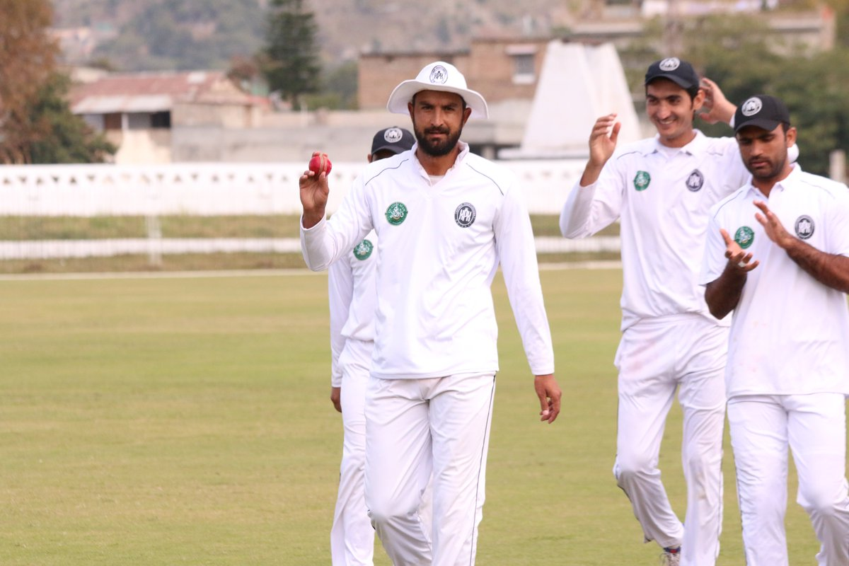 Ahmed Jamal takes 6/93 for Khyber Pakhtunkhwa in Round 7 of the Quaid-e-Azam Trophy