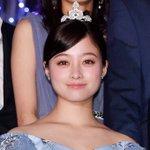 「お姫様」という言葉がとても似合う橋本環奈ちゃん!