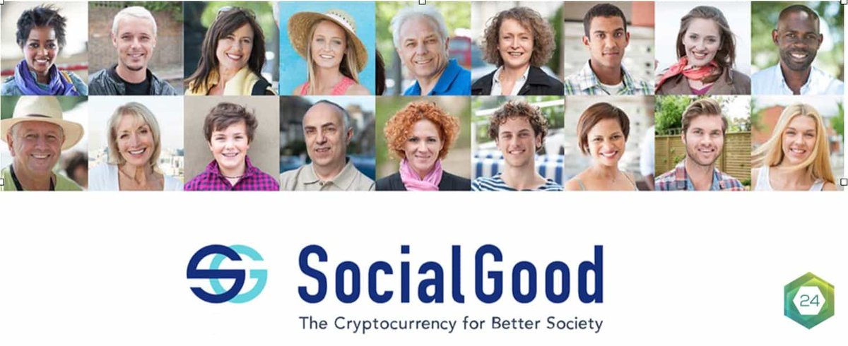 social good cryptocurrency