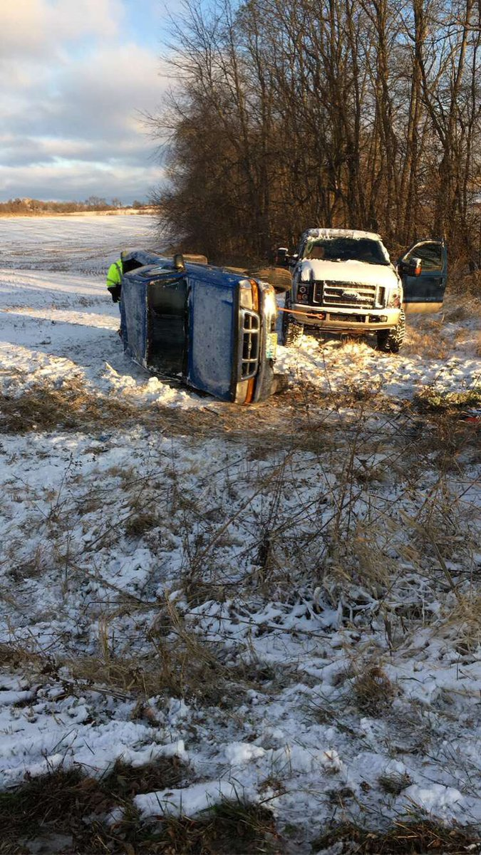Student safety is an issue with the dangerous conditions we had this morning. Glad our own Chase Young is okay!!!! <br>http://pic.twitter.com/2igrAFkPzP