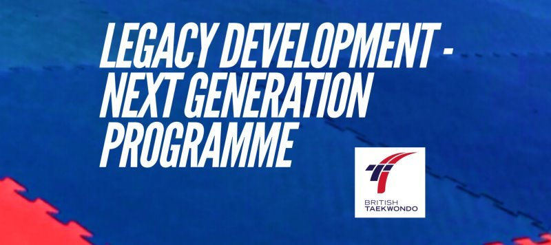 🗣️| Would you like to take part in our Next Generation Legacy Programme? 🇬🇧🥋 If so head over to our website now for more information! Only the first 1⃣0⃣0⃣ applicants (who meet the selection criteria) will be able to attend! 👉 bit.ly/2NZQqw8