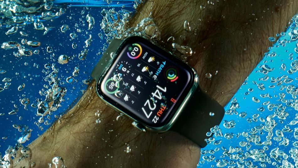 Next year's Apple Watch might be suitable for diving