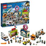 Image for the Tweet beginning: LEGO 60233 City Town Donut