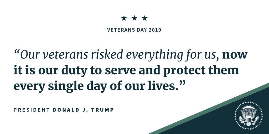 The White House (@WhiteHouse) on Twitter photo 2019-11-12 13:25:01