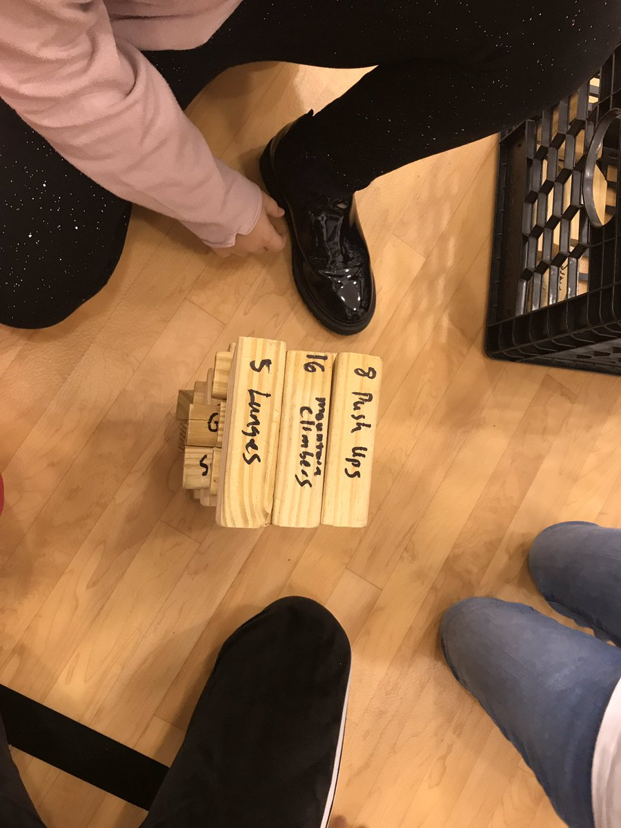 What do you do when the gym is under construction? PE Jenga! <a target='_blank' href='http://twitter.com/AbingdonGIFT'>@AbingdonGIFT</a> <a target='_blank' href='http://twitter.com/APSHPEAthletics'>@APSHPEAthletics</a> <a target='_blank' href='https://t.co/Ry9g53Upoa'>https://t.co/Ry9g53Upoa</a>