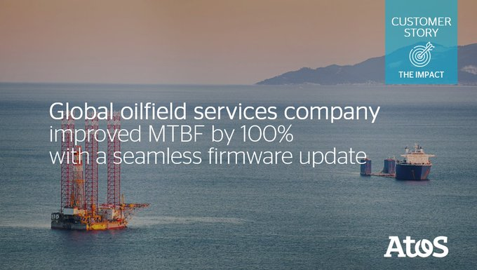 [#CustomerStory] A predictive model installed in a firmware update delivers transparency of...