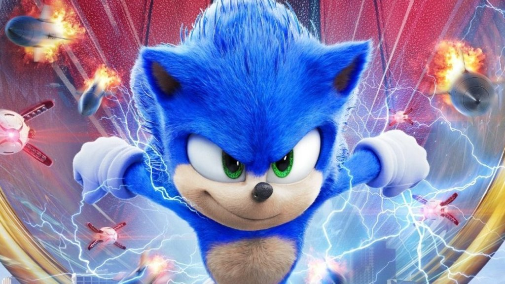 Sonic the Hedgehog Trailer