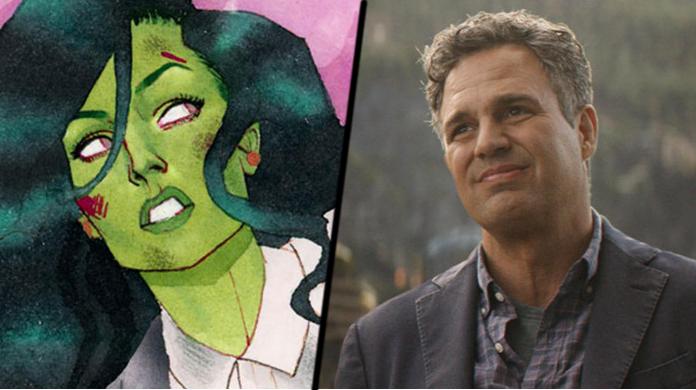 MARK RUFFALO Reveals Who He Thinks Would Make a Great SHE-HULK  https:// comicbook.com/marvel/2019/11 /12/marvel-she-hulk-disney-plus-series-cast-mark-ruffalo-tessa-thomp/  … <br>http://pic.twitter.com/SdjtrCBTjX