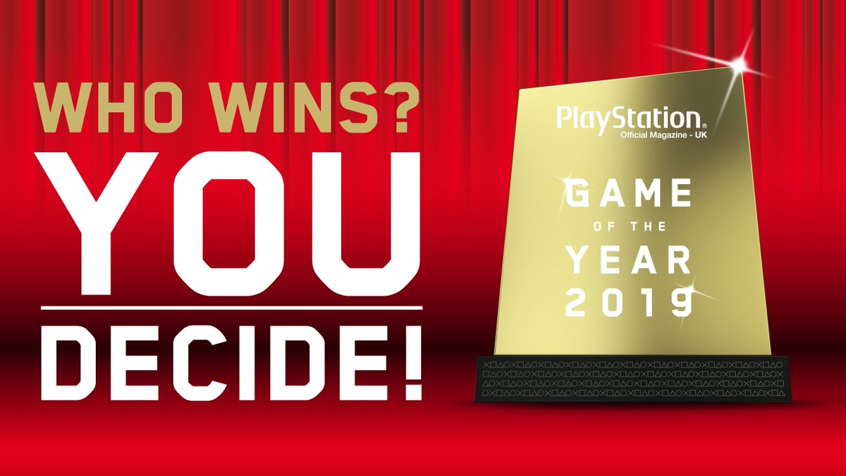 #ICYMI - We're thrilled to see #ControlRemedy shortlisted on the Official PlayStation Magazine GOTY poll! Please consider voting for us, it only takes a few seconds... #505GamesThank you! ➡️https://bit.ly/2WZhU99