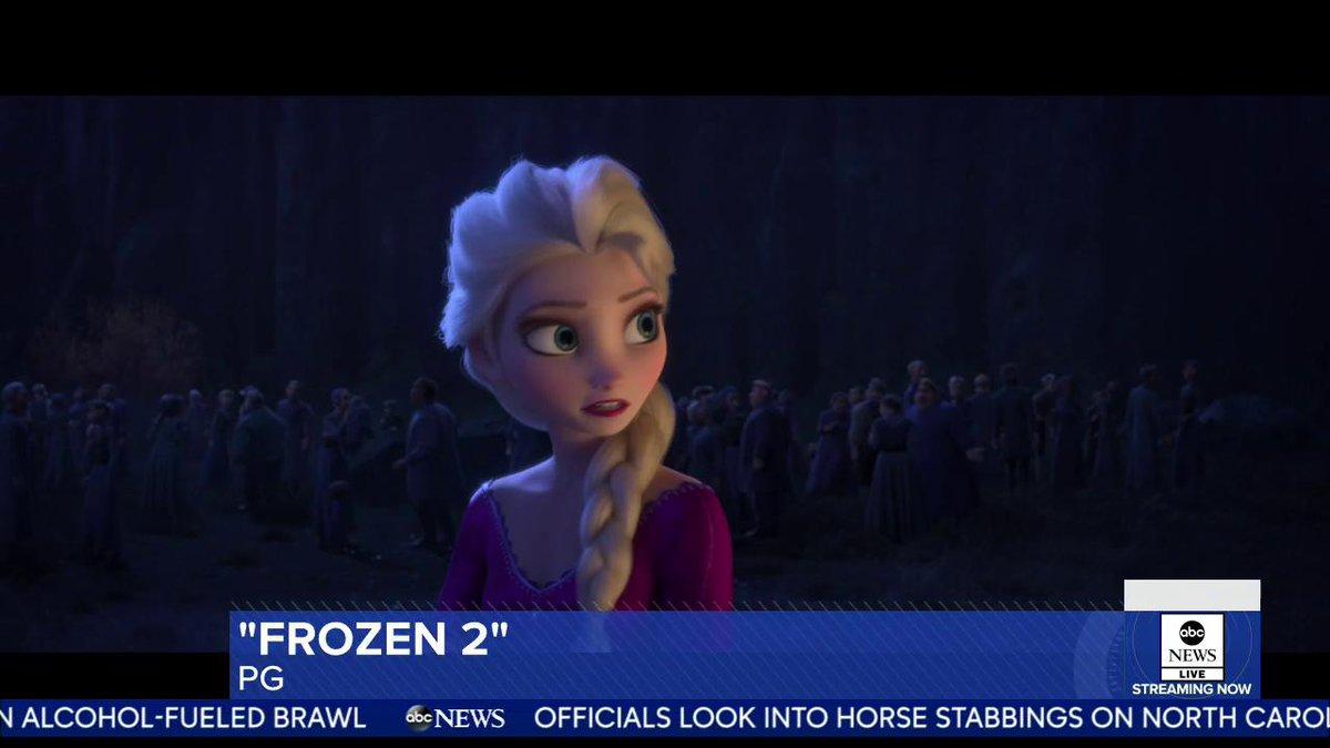 """Time to bake a """"Blue Velvet Cake""""  #Frozen2"""