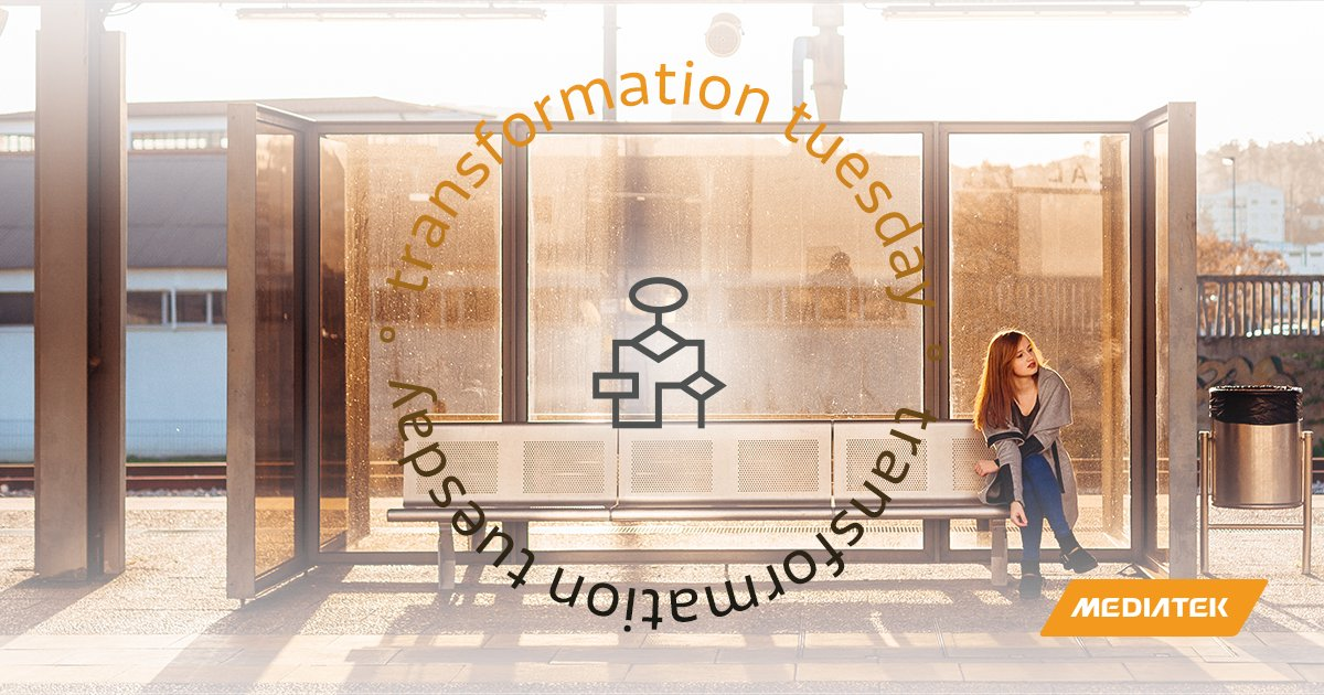 @MediaTek's photo on #TransformationTuesday