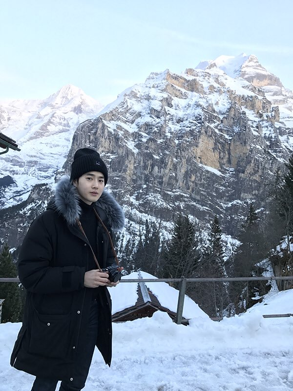 RT @emperorsuho: ❤ Seasons with Kim Junmyeon ❤  ❄ Winter ❄ 🌸 Spring 🌸 ☀️ Summer ☀️ 🍂 Fall 🍂 https://t.co/iEX9HNcHy7