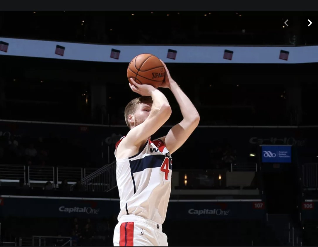 - He's made more threes with every passing season, connecting on 145 (at a 43% clip) last season - Averaging three 3PM per game in DC this year  CALL HIM THE RED-HAIRED ASSASSIN.  Happy 27th birthday to the Latvian Lava Lamp, @DBertans_42!  #RepTheDistrict