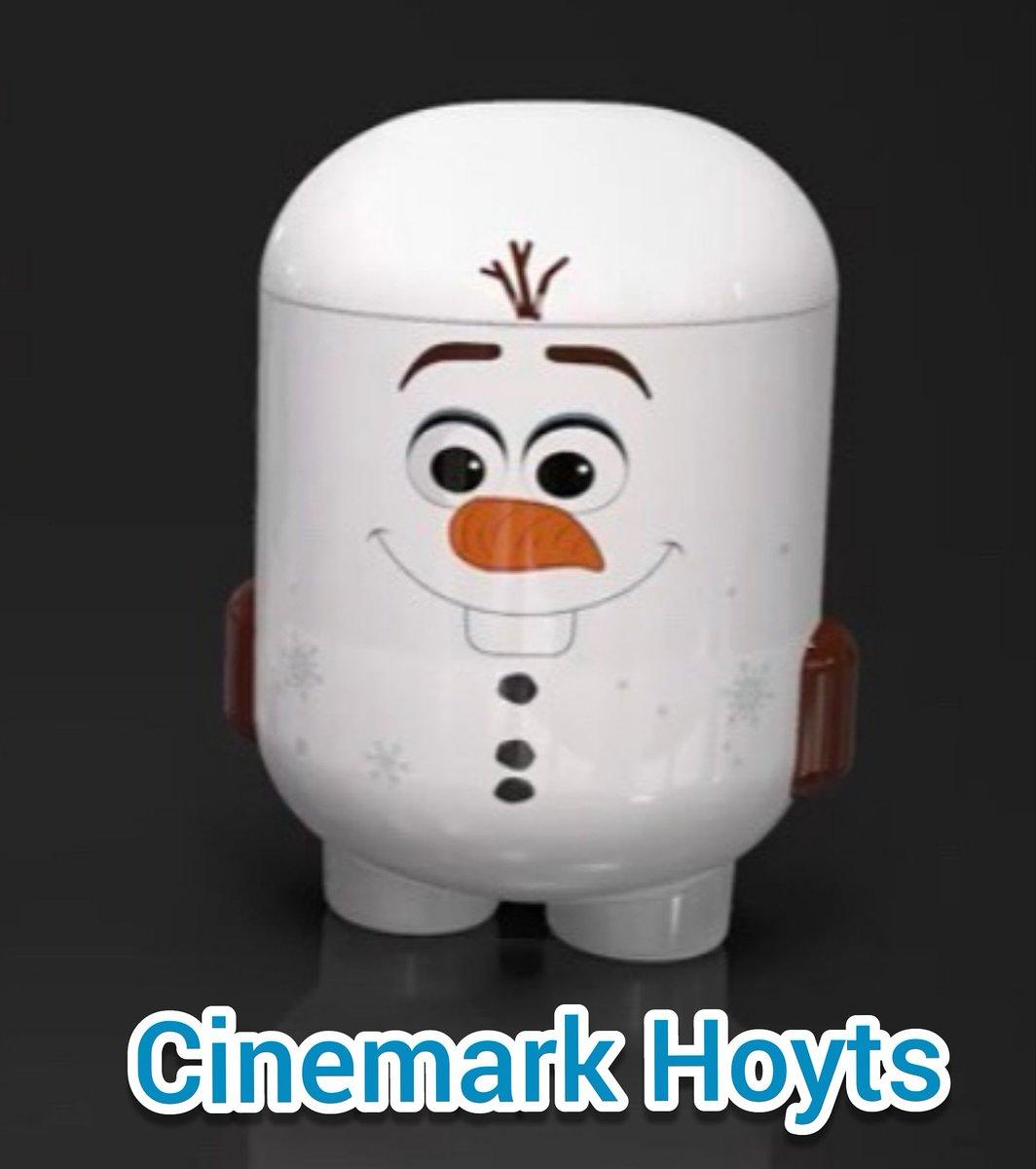 #ToysmanNews  #Wow > El 2 de enero llega #Frozen2 a los cines 🇦🇷 y te adelantamos la pochoclera premium de Olaf, la cual sería EXCLUSIVA #Cinemark #Hoyts⁉️ ¿Que les parece?