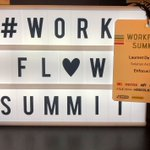 Image for the Tweet beginning: #WorkflowAutomation? Of course we can