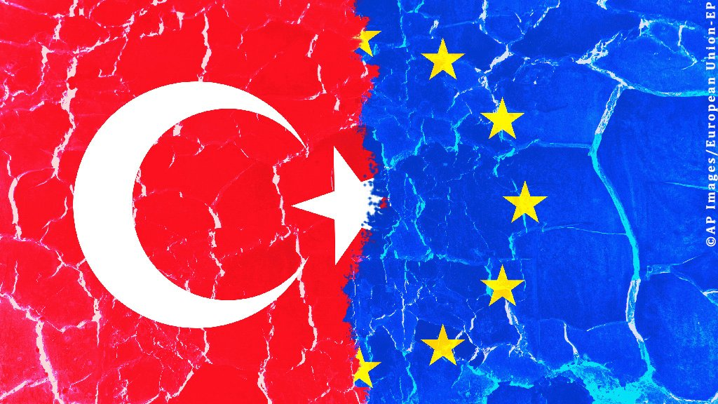 Turkeys offshore drilling in EU waters has led to more strained relations with the country. MEPs debate the issue tomorrow. To find out the latest on EU-Turkey affairs, check out → eptwitter.eu/qkR2