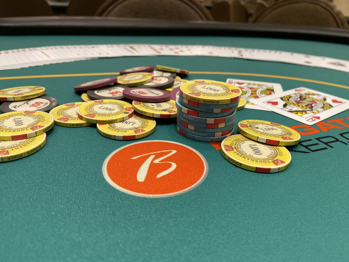 #BFPO2019 Event 10 Day 2 Qualifier results are up! theborgata.com/casino/poker/r…